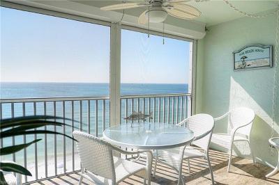 Fort Myers Condo/Townhouse For Sale: 4560 Estero Blvd #701