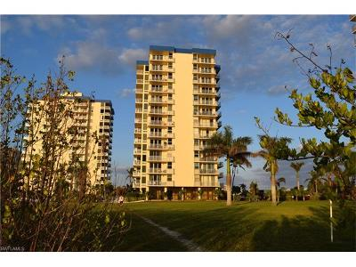 Fort Myers Beach Condo/Townhouse For Sale: 7330 Estero Blvd #207