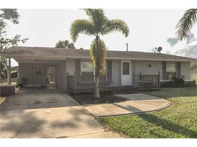 Port Charlotte Single Family Home For Sale: 425 N Spring Lake Blvd