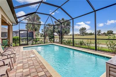 North Fort Myers Single Family Home For Sale: 3427 Crosswater Dr