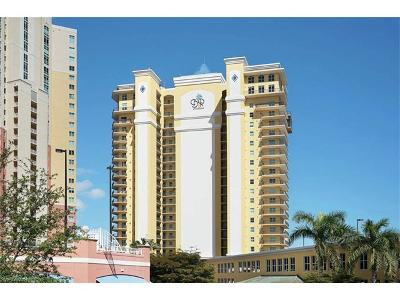Fort Myers Condo/Townhouse For Sale: 2797 First St #2102