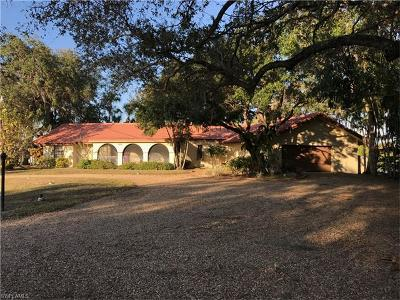 Fort Myers Single Family Home For Sale: 13788 River Forest Dr