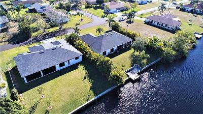Cape Coral, Matlacha, North Fort Myers Single Family Home For Sale: 4326 SW 5th Ave