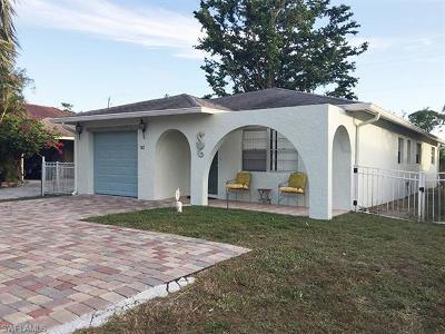 Naples Single Family Home For Sale: 742 111th Ave N