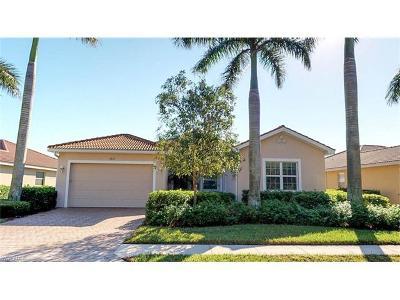 Cape Coral Single Family Home For Sale: 3627 Sugarelli Ave