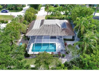 Sanibel Single Family Home For Sale: 1323 Par View Dr