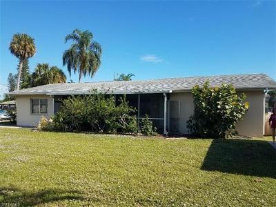 Cape Coral Multi Family Home For Sale: 4932 Vincennes St #A-B