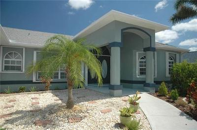 Cape Coral, Matlacha, North Fort Myers Single Family Home For Sale: 1931 SE 31st St