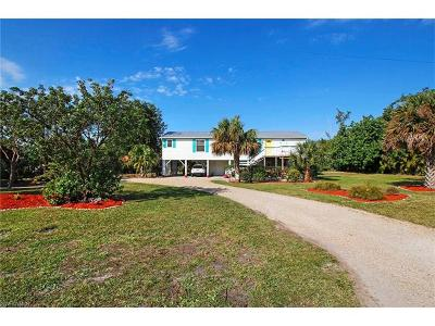Sanibel Single Family Home For Sale: 9477 Peaceful Dr