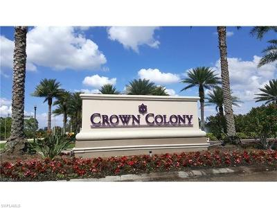 Condo/Townhouse For Sale: 16580 Crownsbury Way #201