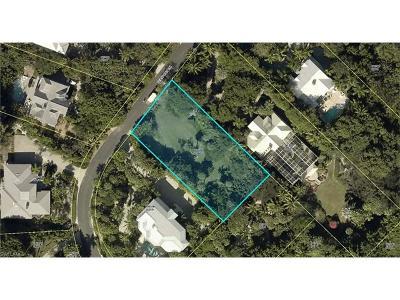 Sanibel Residential Lots & Land For Sale: 1321 Seaspray Ln