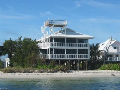 Captiva FL Single Family Home For Sale: $899,000