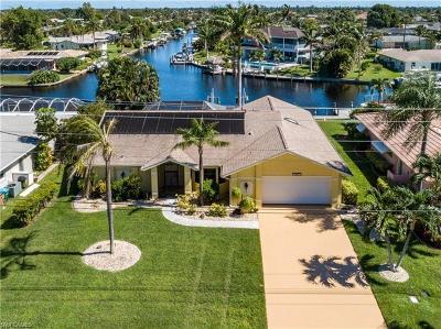 Cape Coral Single Family Home For Sale: 221 El Dorado Pky W