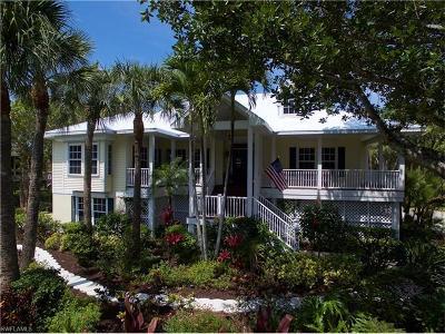 Sanibel Single Family Home For Sale: 5402 Osprey Ct