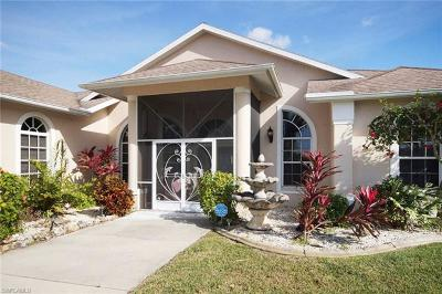 Cape Coral Single Family Home For Sale: 3931 Surfside Blvd