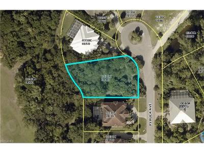 Sanibel Residential Lots & Land For Sale: 809 Pyrula Ave