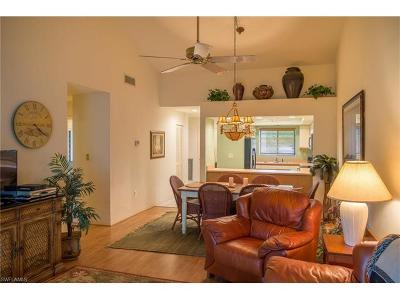 Fort Myers Condo/Townhouse For Sale: 15662 Carriedale Ln #3