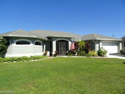 Lehigh Acres Single Family Home For Sale: 5012 Banning St
