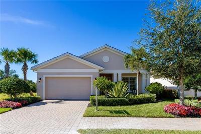 Fort Myers Single Family Home For Sale: 11528 Verandah Palm Ct