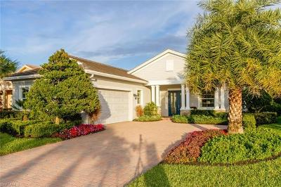 Fort Myers Single Family Home For Sale: 11525 Verandah Palm Ct
