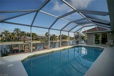 Cape Coral, Matlacha, North Fort Myers Single Family Home For Sale: 2621 SW 37th St