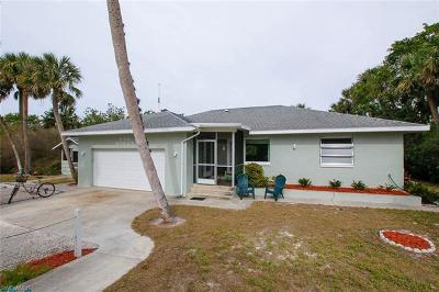 Captiva, Sanibel Condo/Townhouse For Sale: 836 Donax St #D