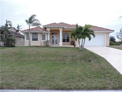 Cape Coral Single Family Home For Sale: 4316 NW 40th St
