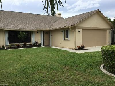 Fort Myers Single Family Home For Sale: 11541 Cinnamon Cove Blvd #158