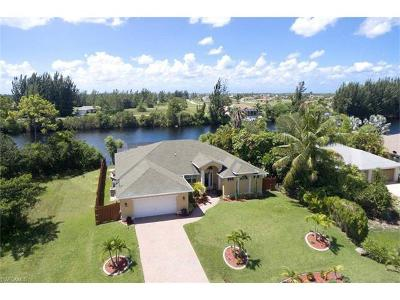 Cape Coral Single Family Home For Sale: 3230 NW 23rd St