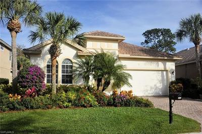 Fort Myers Single Family Home For Sale: 5428 Whispering Willow Way