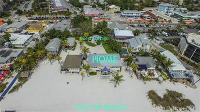 Fort Myers Beach Multi Family Home For Sale: 50-60 Avenue E