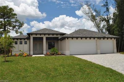 Cape Coral FL Single Family Home For Sale: $429,900