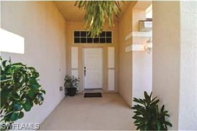 Cape Coral Single Family Home Pending With Contingencies: 1602 SW 22nd Ter