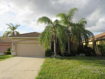 Fort Myers Single Family Home For Sale: 11184 Lakeland Cir