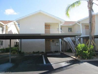 Cape Coral Condo/Townhouse For Sale: 4961 Viceroy St #202