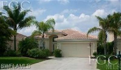 Fort Myers Single Family Home For Sale: 12687 Ivory Stone Loop