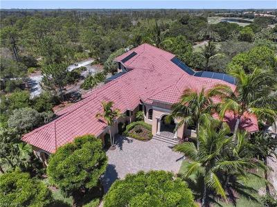 Fort Myers FL Single Family Home For Sale: $1,649,900