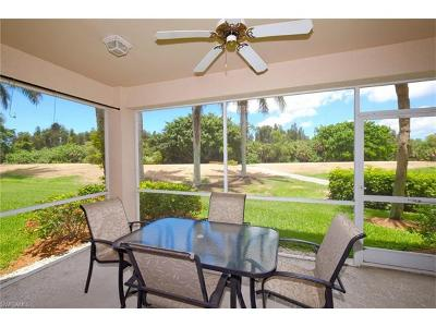 Fort Myers Condo/Townhouse For Sale: 16420 Millstone Cir #103