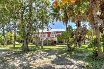 North Fort Myers Single Family Home For Sale: 16970 Tarpon Way