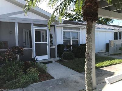 Fort Myers Condo/Townhouse For Sale: 1340 Sandtrap Dr