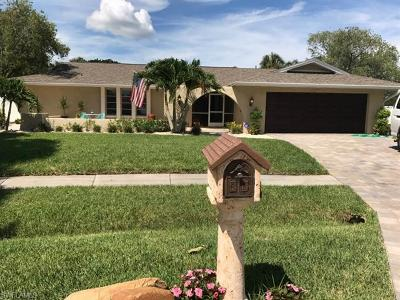 North Fort Myers Single Family Home For Sale: 4310 Perth Ct