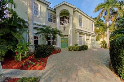 Fort Myers FL Single Family Home For Sale: $1,097,000