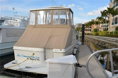 Boat Slip For Sale: 48 Ft. Boat Dock At Gulf Harbour F-1