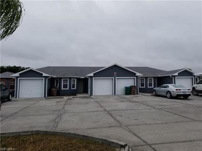 Cape Coral Multi Family Home For Sale: 1020 SE 11th Ter #1-4