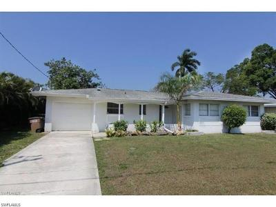 Cape Coral FL Single Family Home For Sale: $360,000