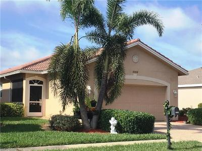 Lehigh Acres Single Family Home For Sale: 10858 Marble Brook Blvd
