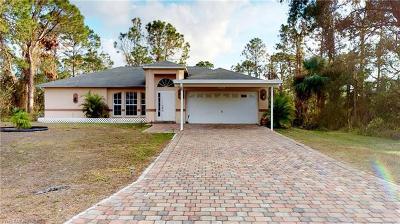 Lehigh Acres FL Single Family Home For Sale: $234,900