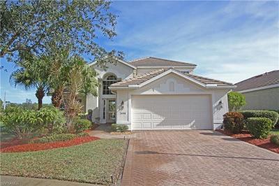 Alva Single Family Home For Sale: 3108 Moss Way