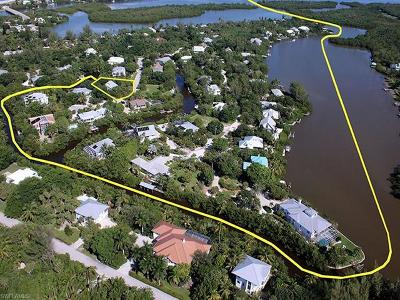 Sanibel Single Family Home For Sale: 2479 Blind Pass Ct