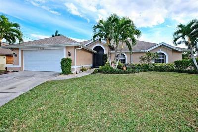 Cape Coral FL Single Family Home For Sale: $349,900